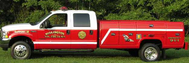 Support Truck 12