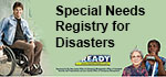 NJ Special Needs Registry for Disasters